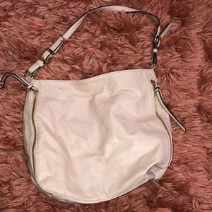 Franco sarto light pink bag